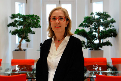 Carmen González, new PONS IP Head of Trademarks