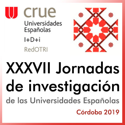 RESEARCH CONFERENCES OF SPANISH UNIVERSITIES
